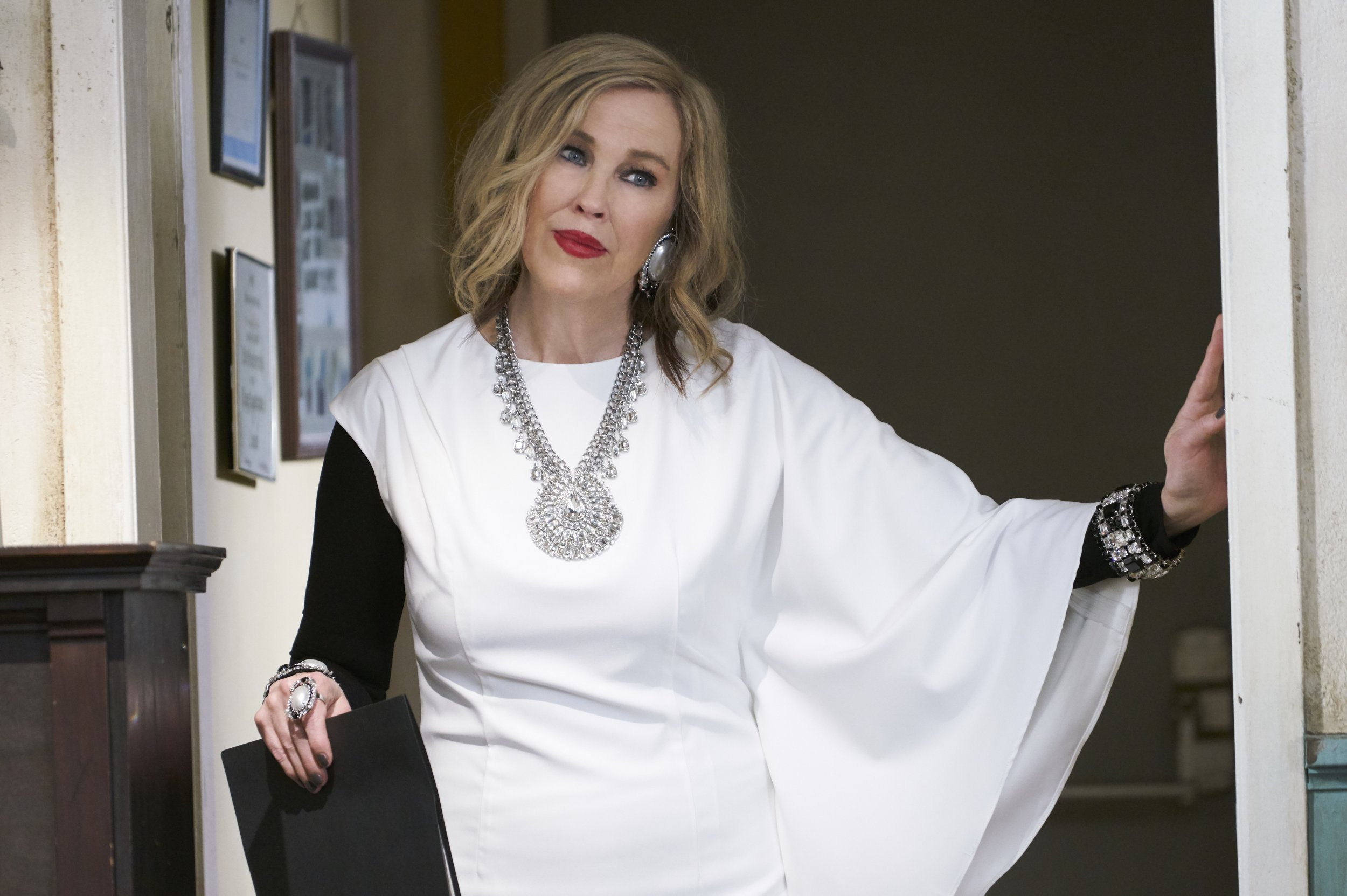 Catherine O'Hara on 'Schitt's Creek' Season 5 and Finding