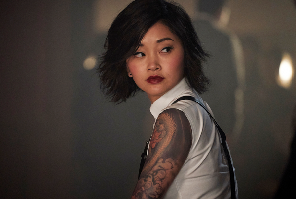 Lana Condor Dishes on the 'Badass Women' on SYFY's 'Deadly Class