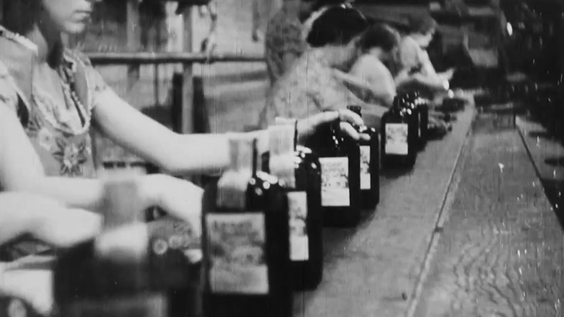 Prohibition bottles