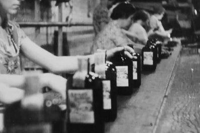 Prohibition bottles