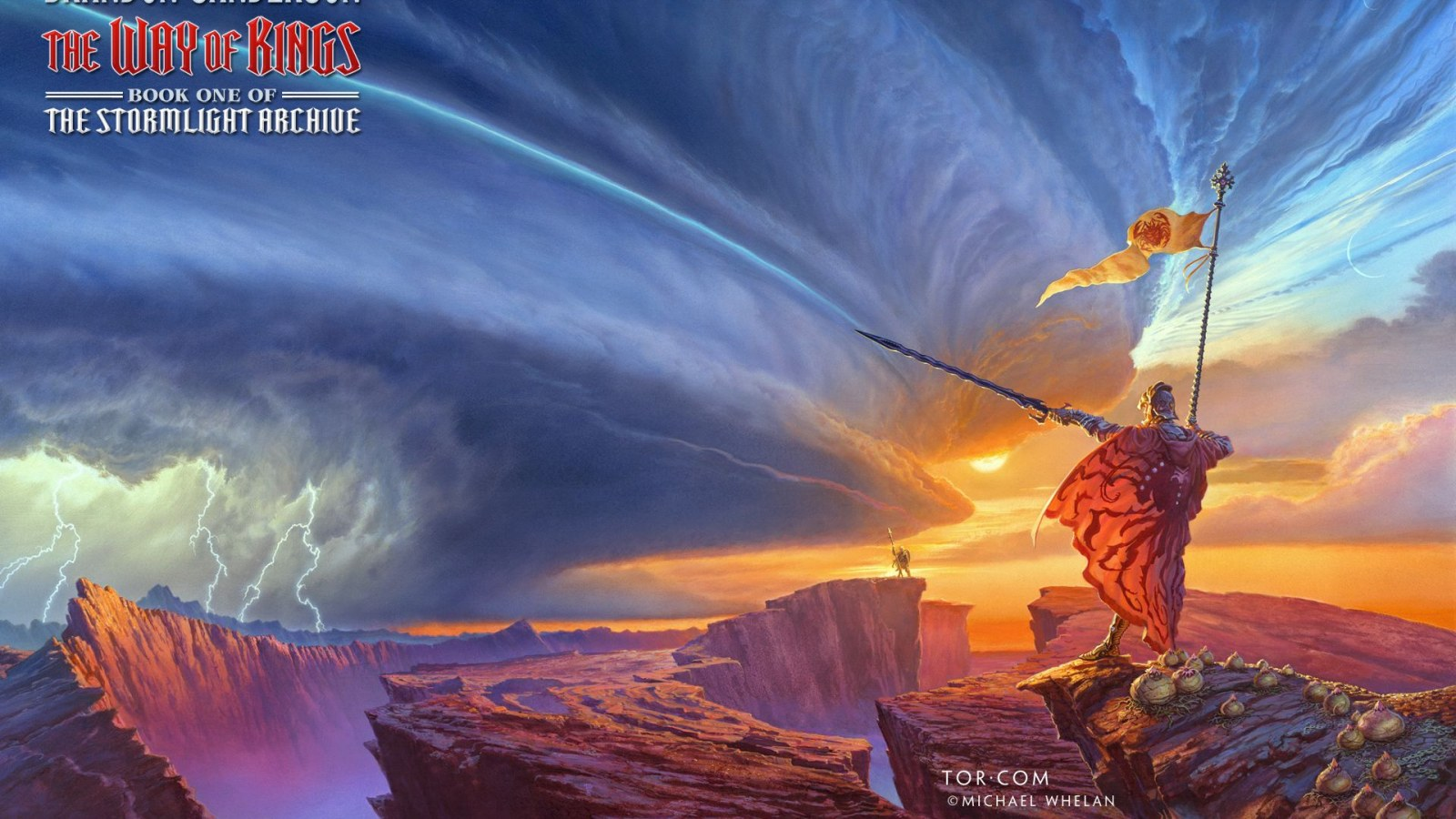 Stormlight Archive' Book 4 Release Date And Movie: Everything We ...