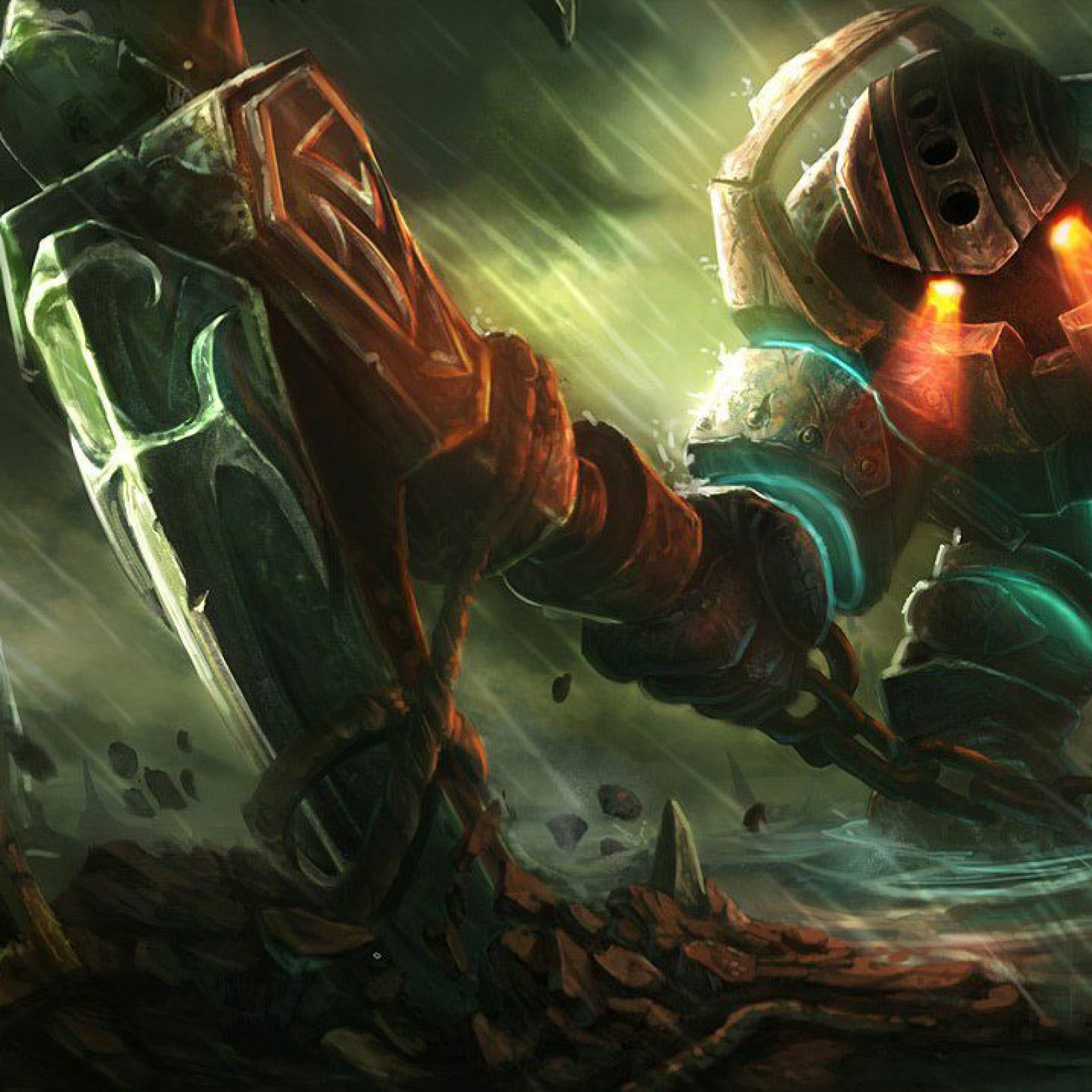 Shell Partners With 'League of Legends' For LEC and DACH