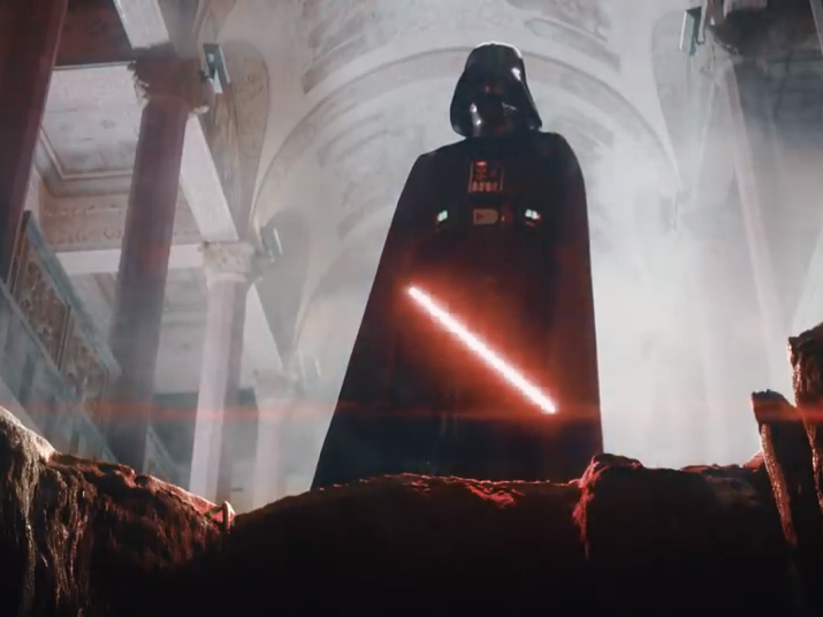 Youtube Star Wars Theory Has Vader Fan Film Struck Down By Disney Music Publisher Update