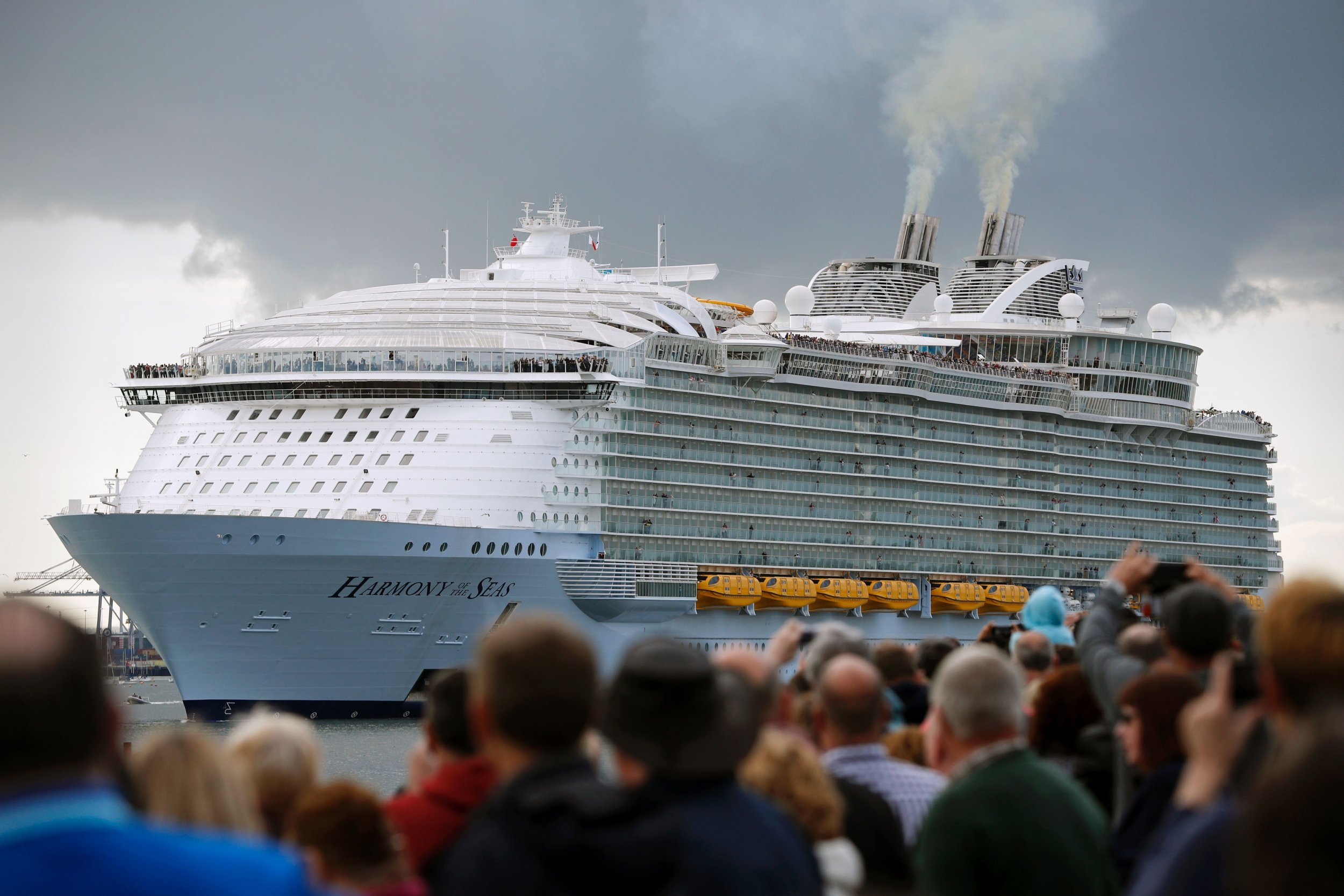 cruise ship royal caribbean