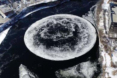 ice disk westbrook maine