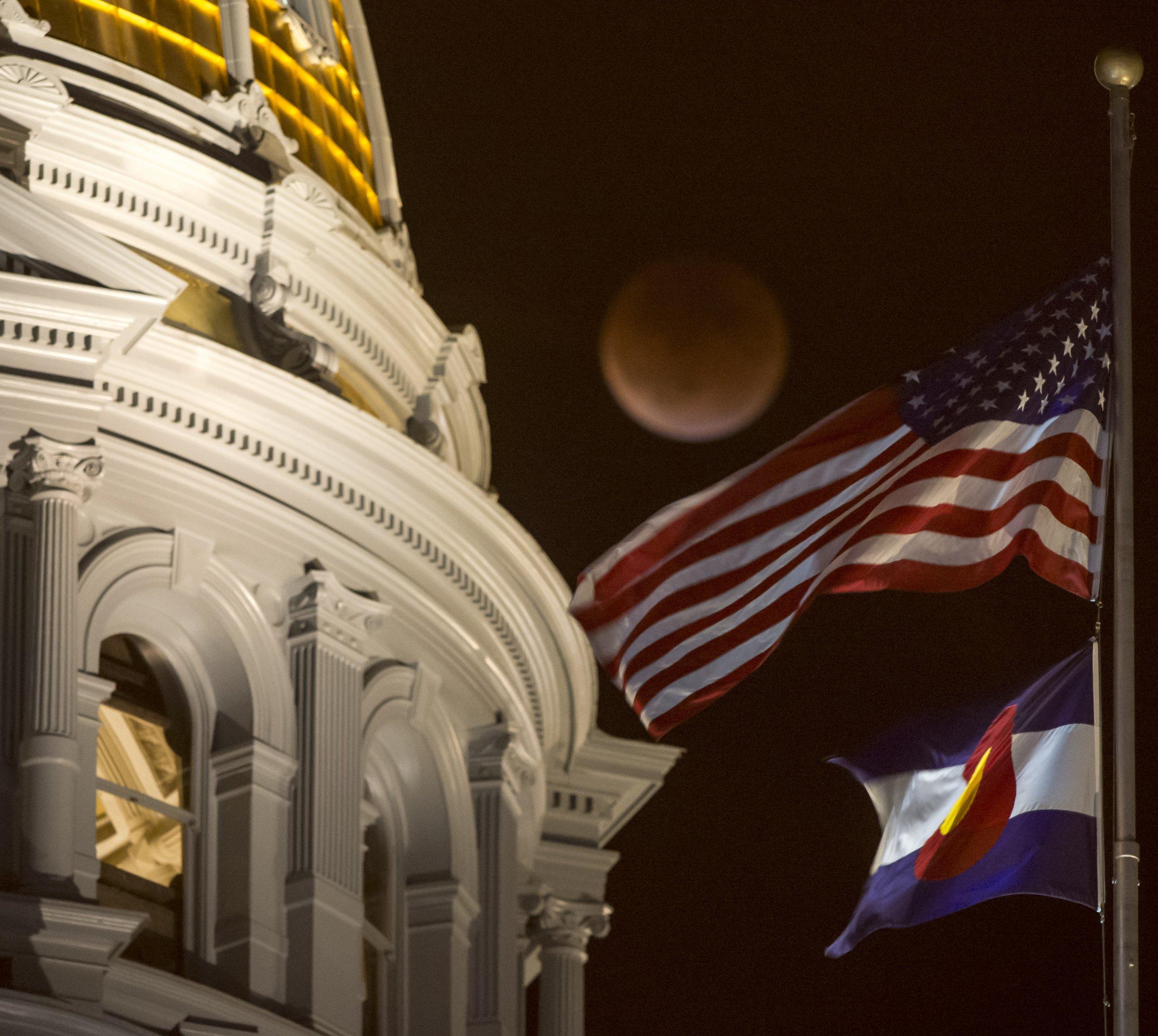 blood moon 2019 denver - photo #33