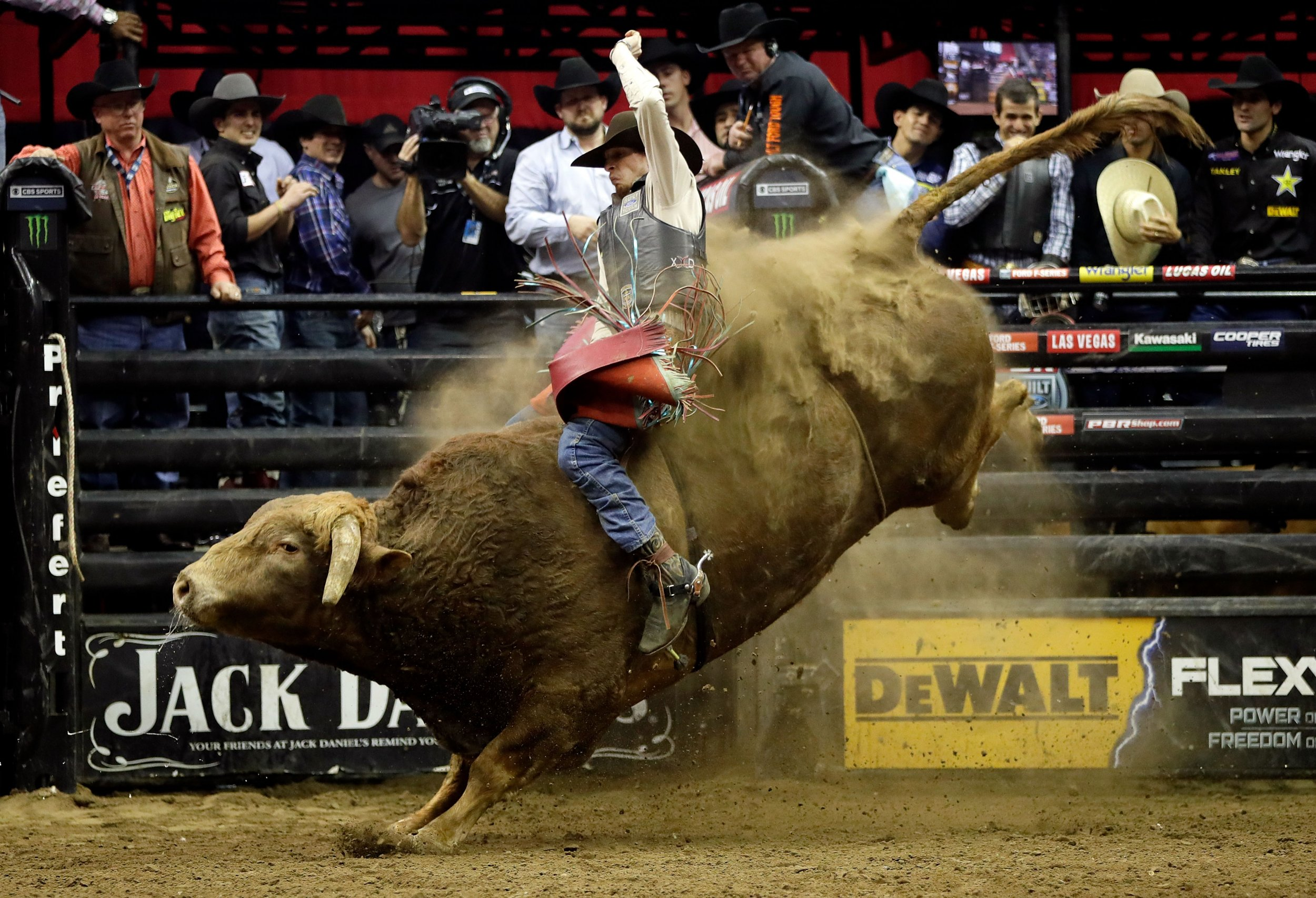 Bull Rider Dies After Being Stamped On By Bull At Denver Rodeo
