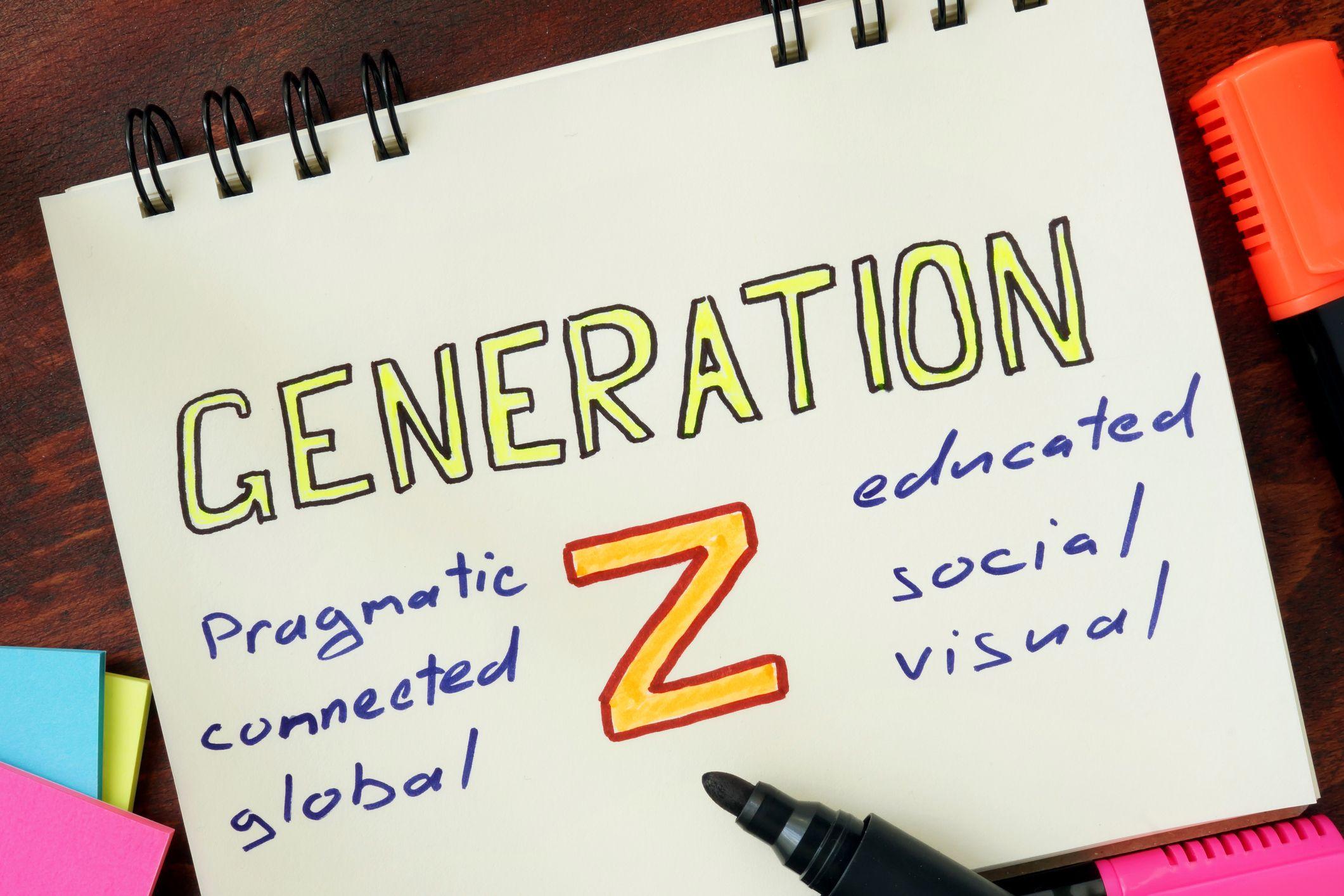Generation Z Gen Z entrepreneur