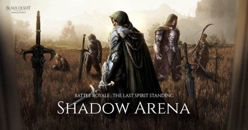 Bdo, patch, notes, golden, drop, event, shadow, arena, battle, royale, black, desert, online, update, golden, backpack, dagger, how to get