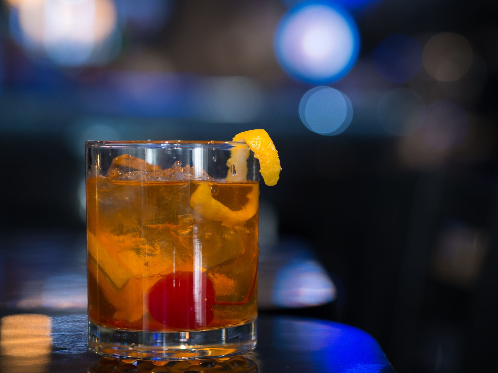 Craft Cocktail 1
