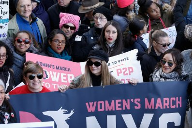 women's march nyc details