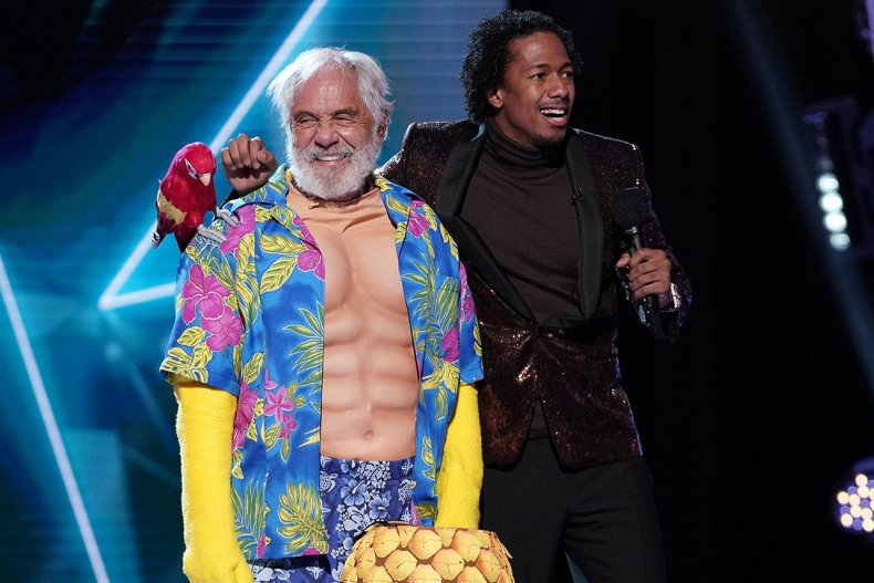 the-masked-singer-episode-4-spoilers-recap-clues-who-is-unmasked-tommy-chong-pineapple-raven-poodle-alien