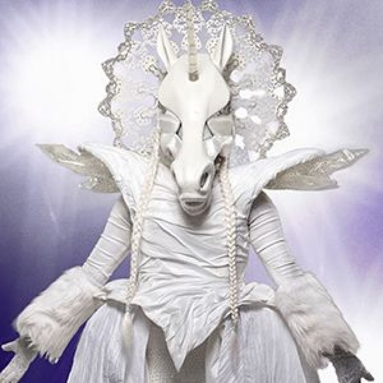 Masked, singer, episode, 3, spoilers, recap, who, is, unmasked, unicorn, lion, deer, monster, peacock, clues, live, blog
