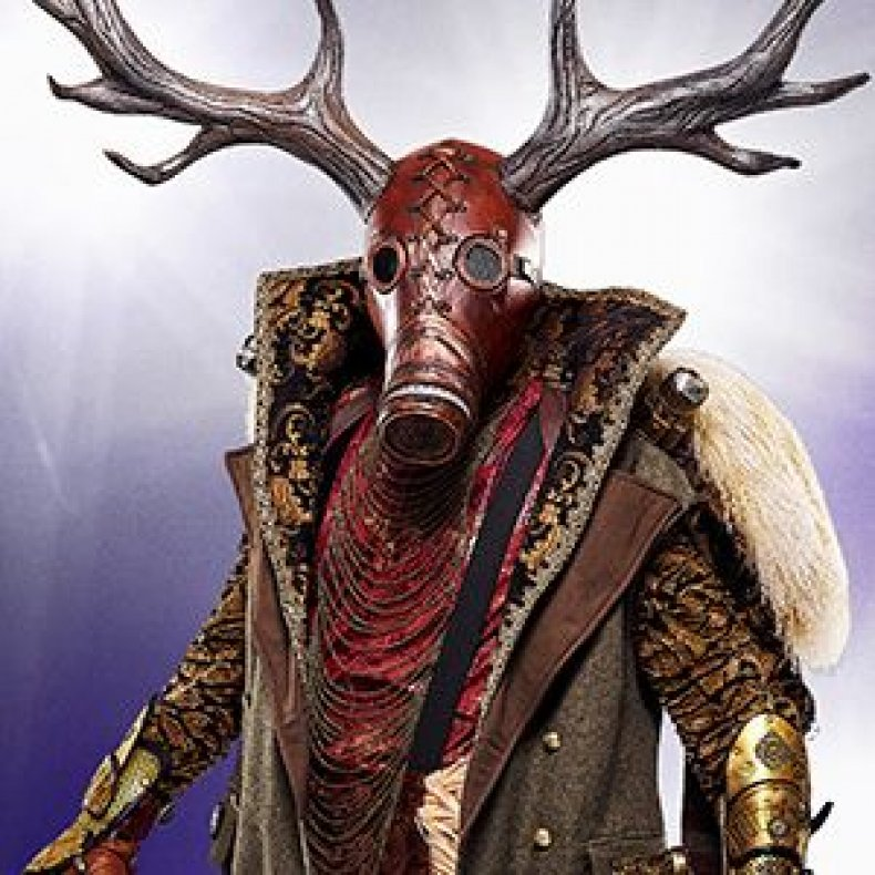Masked, singer, episode, 3, spoilers, recap, who, is, unmasked, unicorn, lion, deer, monster, peacock, clues, live, blog Terry Bradshaw  when does masked singer come on air what time channel
