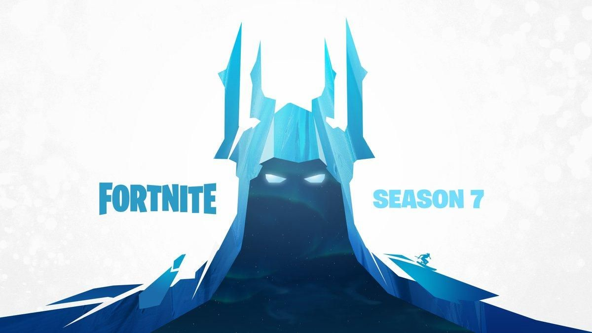 Fortnite Ice King Teaser