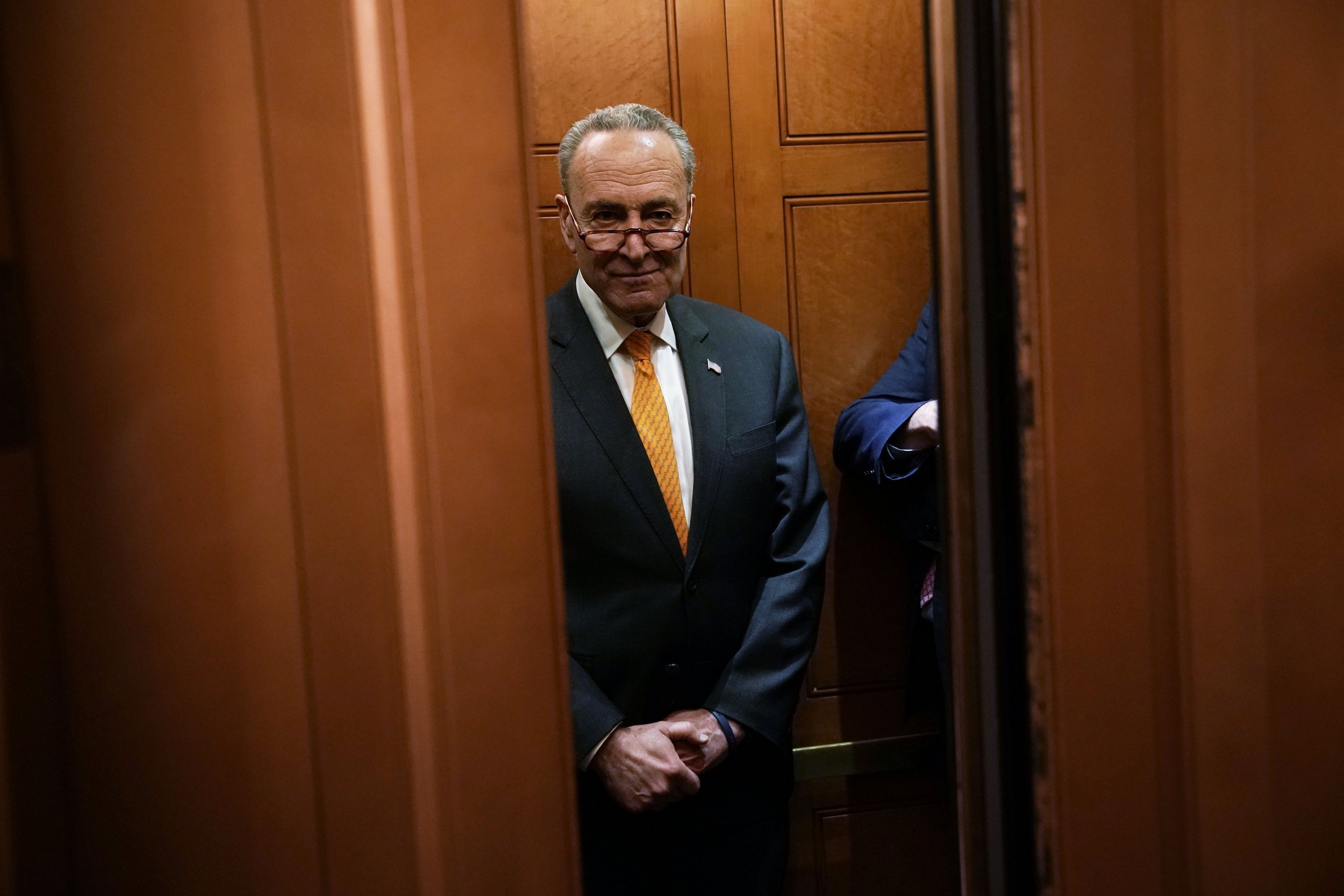 Chuck Schumer: William Barr Refused to Provide Assurances on Russia Probe and Mueller's Report