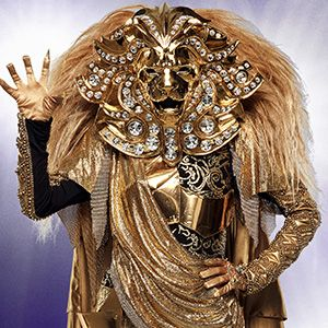 who, is, the, lion, masked, singer, rumer, willis, Hailey, Idaho