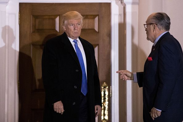 Giuliani-Trump
