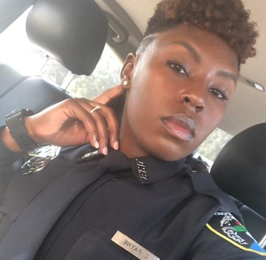 officer Chatéri Payne