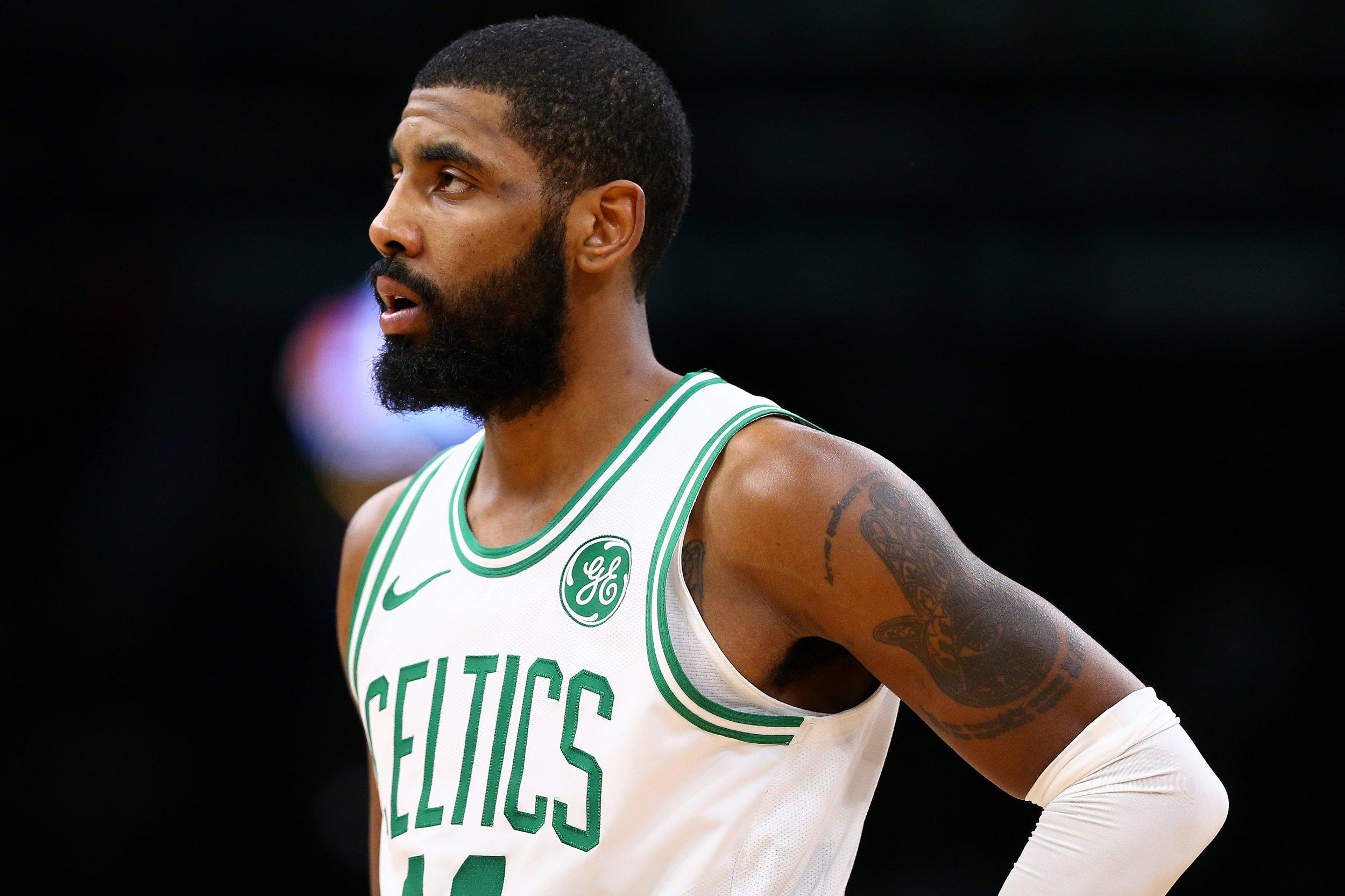 Kyrie Irving, Boston Celtics