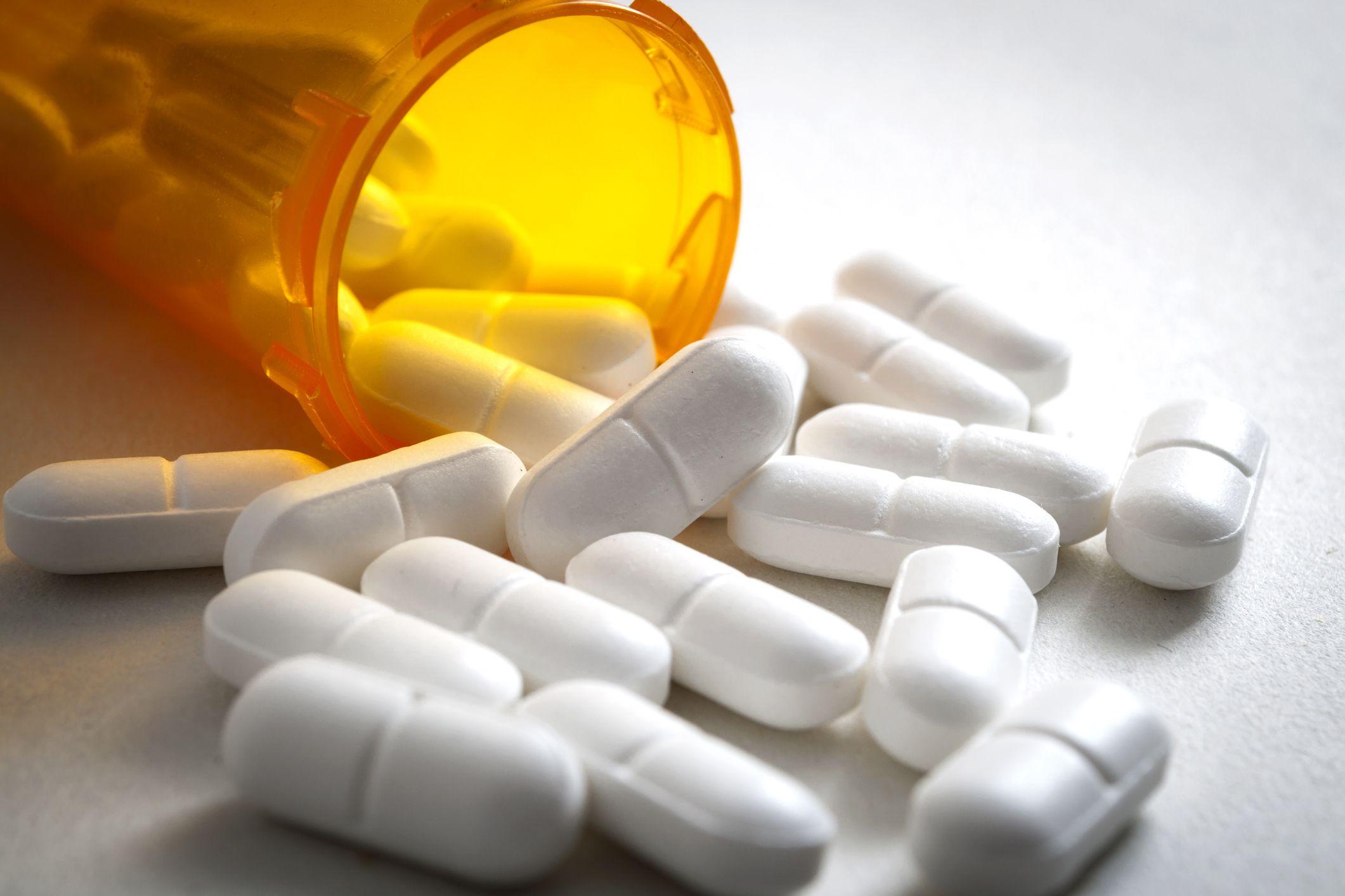 opioid drug stock getty