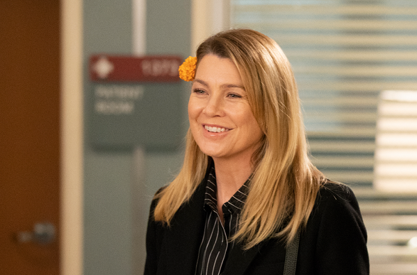 Ellen Pompeo Will Remain on 'Grey's Anatomy' For Now