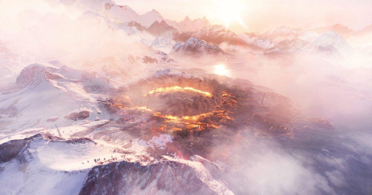 Battlefoeld 5 firestorm release narrow