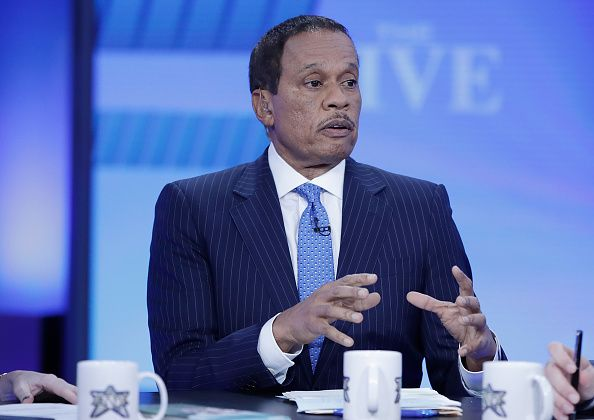 Fox News host Juan Williams