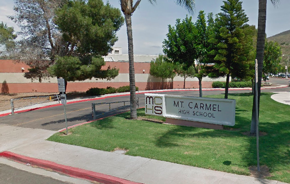 Mount Carmel High