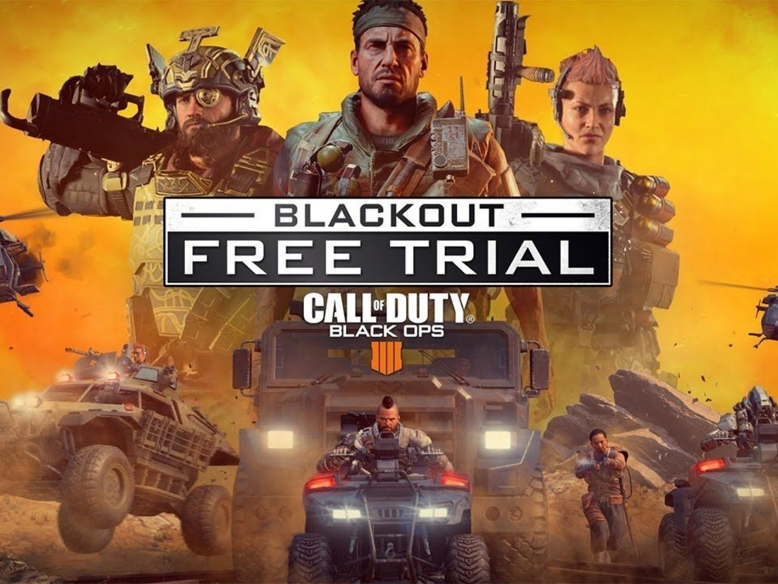 Call of Duty: Black Ops 4' Blackout Trial: How to Download the Free