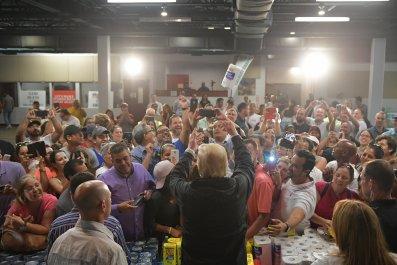 donad, trump, hurricane, funds, diverted, puerto, rico