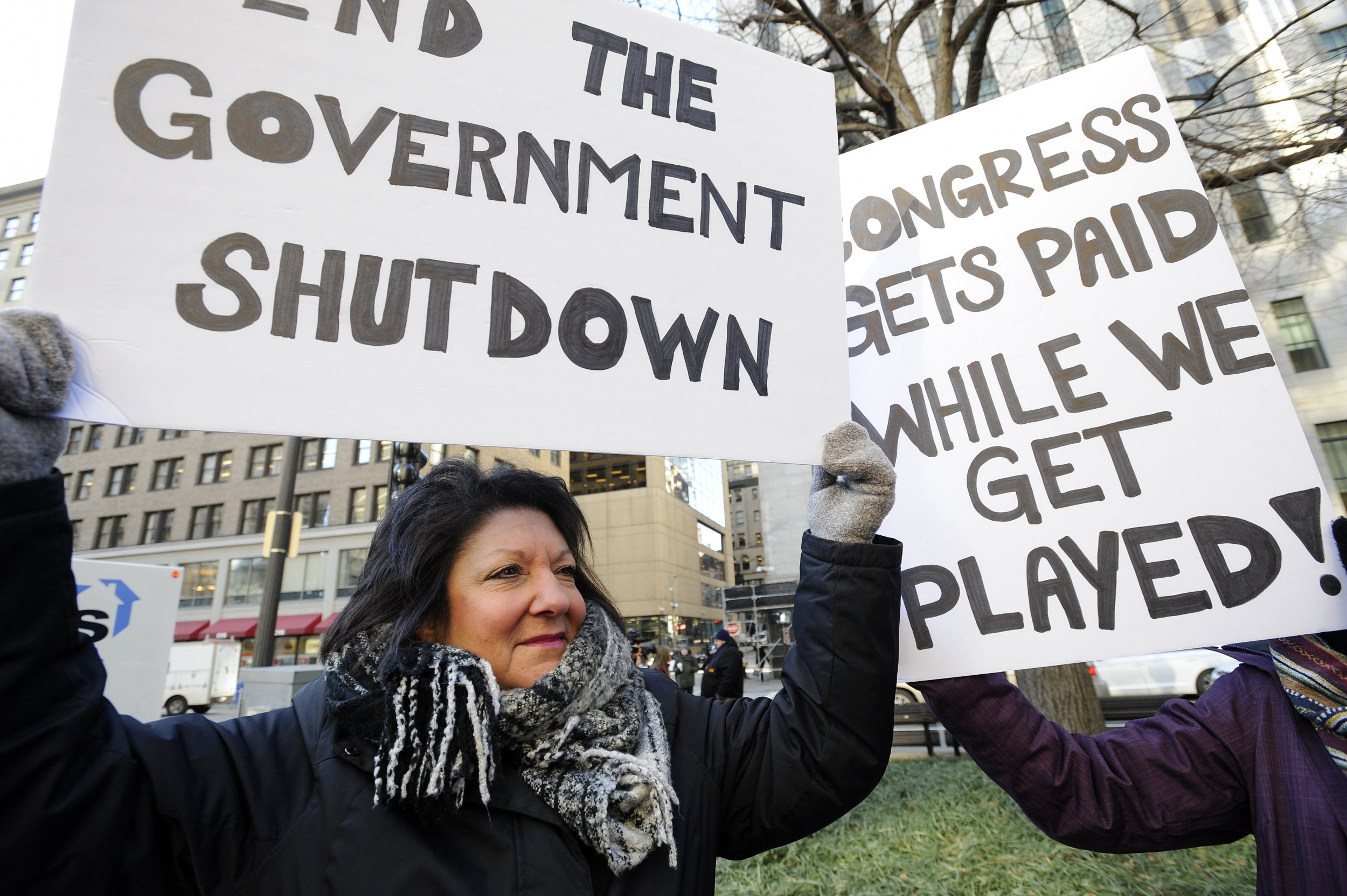 shutdown government 21 percent americans affected