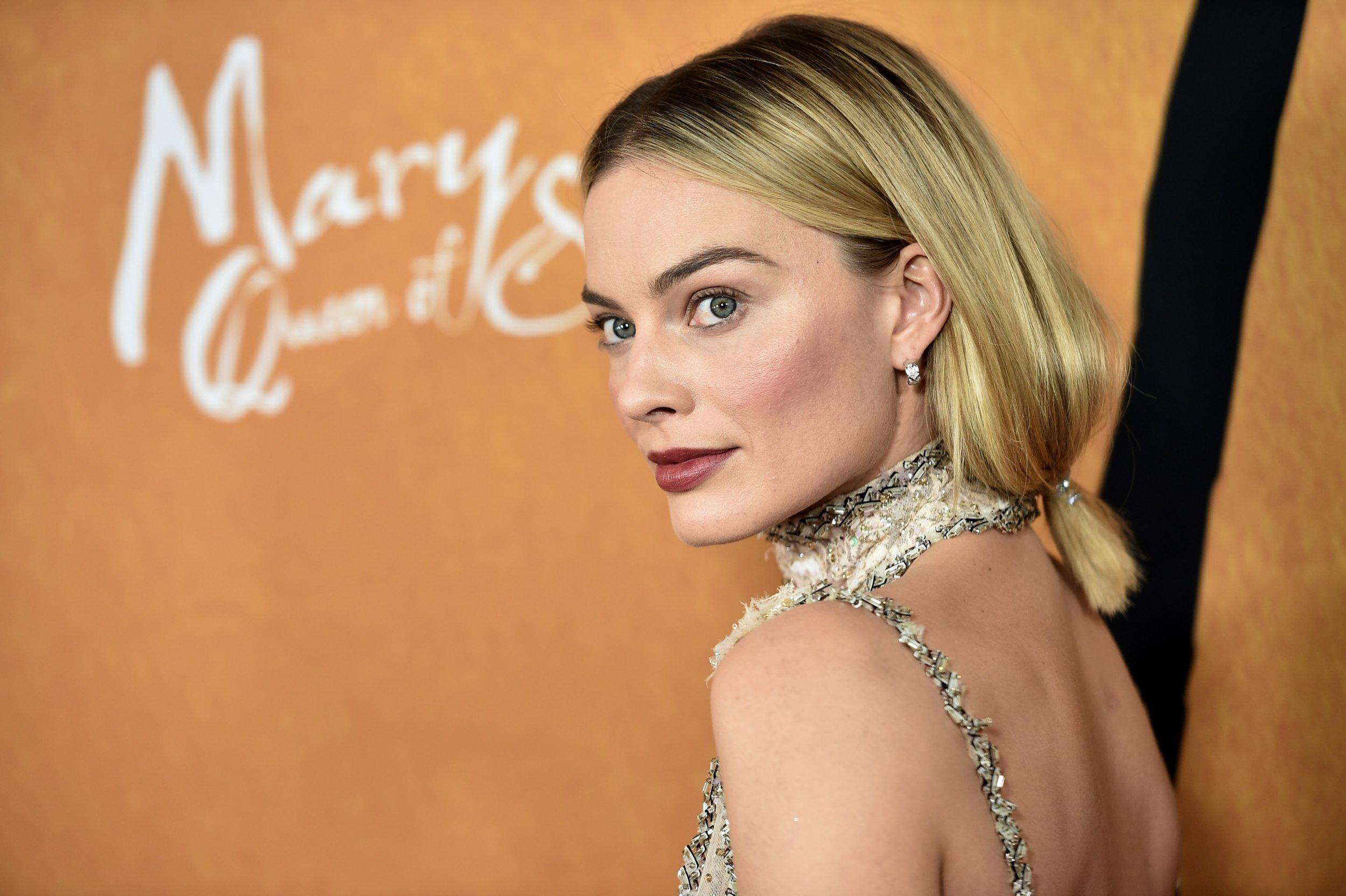 Margot Robbie Hates Being Asked About Pregnancy