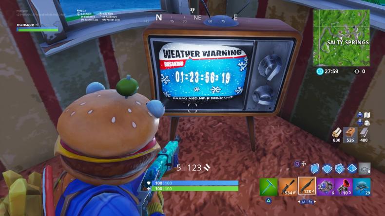 Fortnite season 7 event countdown