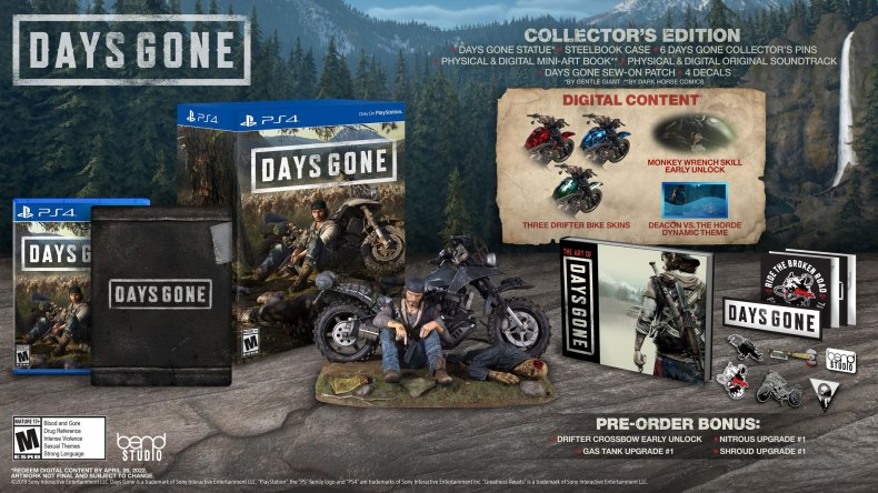 days-gone-collectors-edition