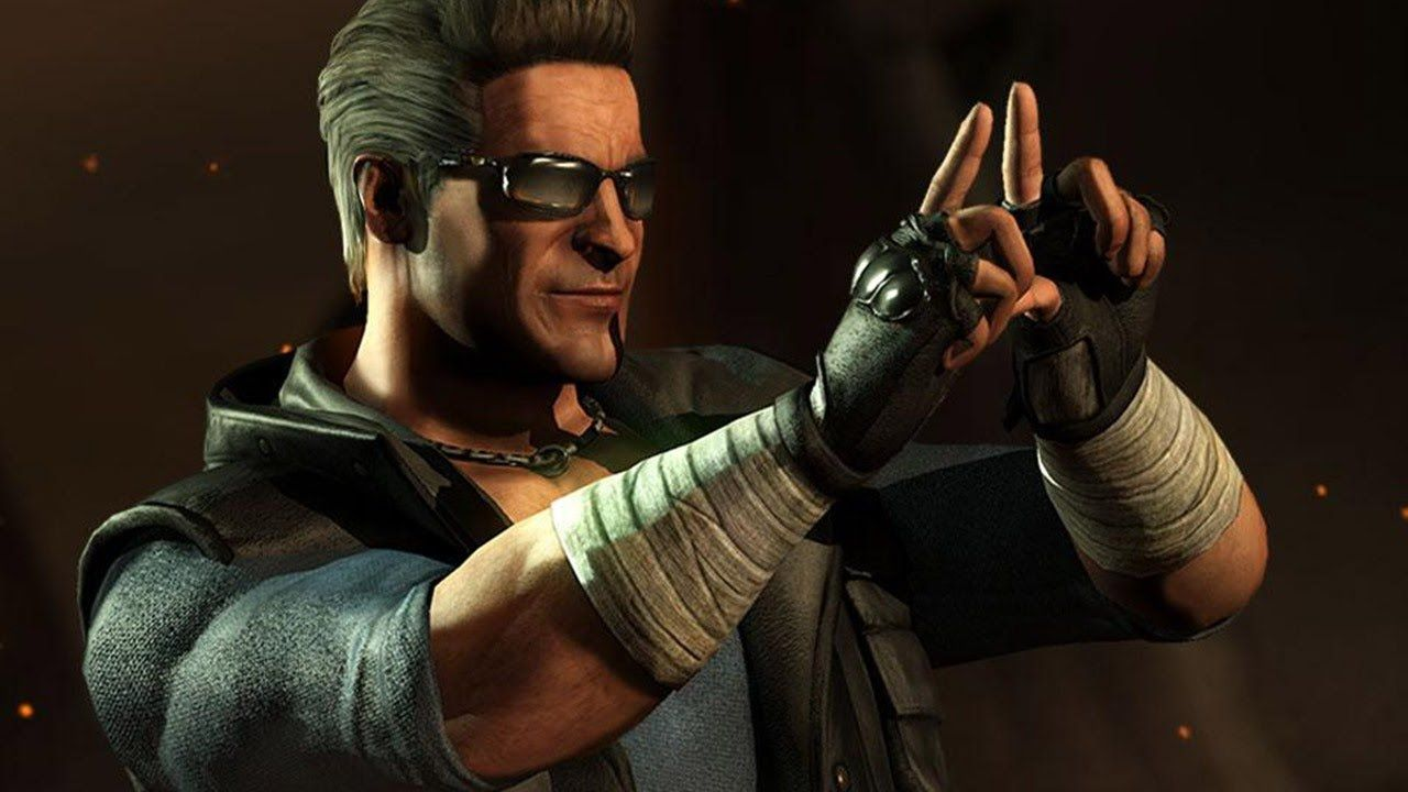 johnny cage mkx