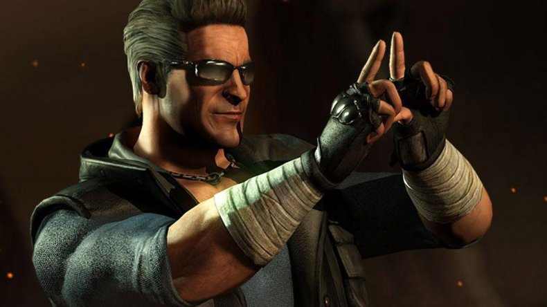 Johnny Cage In Mortal Kombat 11 Teased By Ed Boon