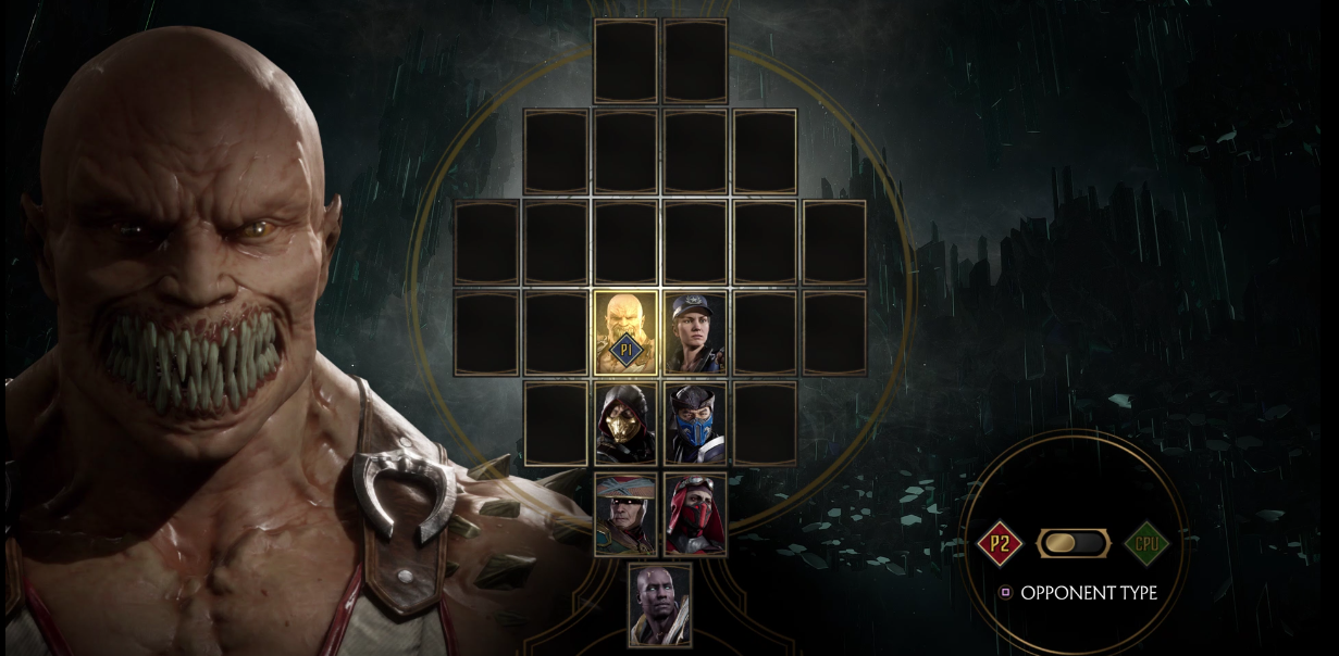 The extra slots ARE DLC  MKX roster slots comparison