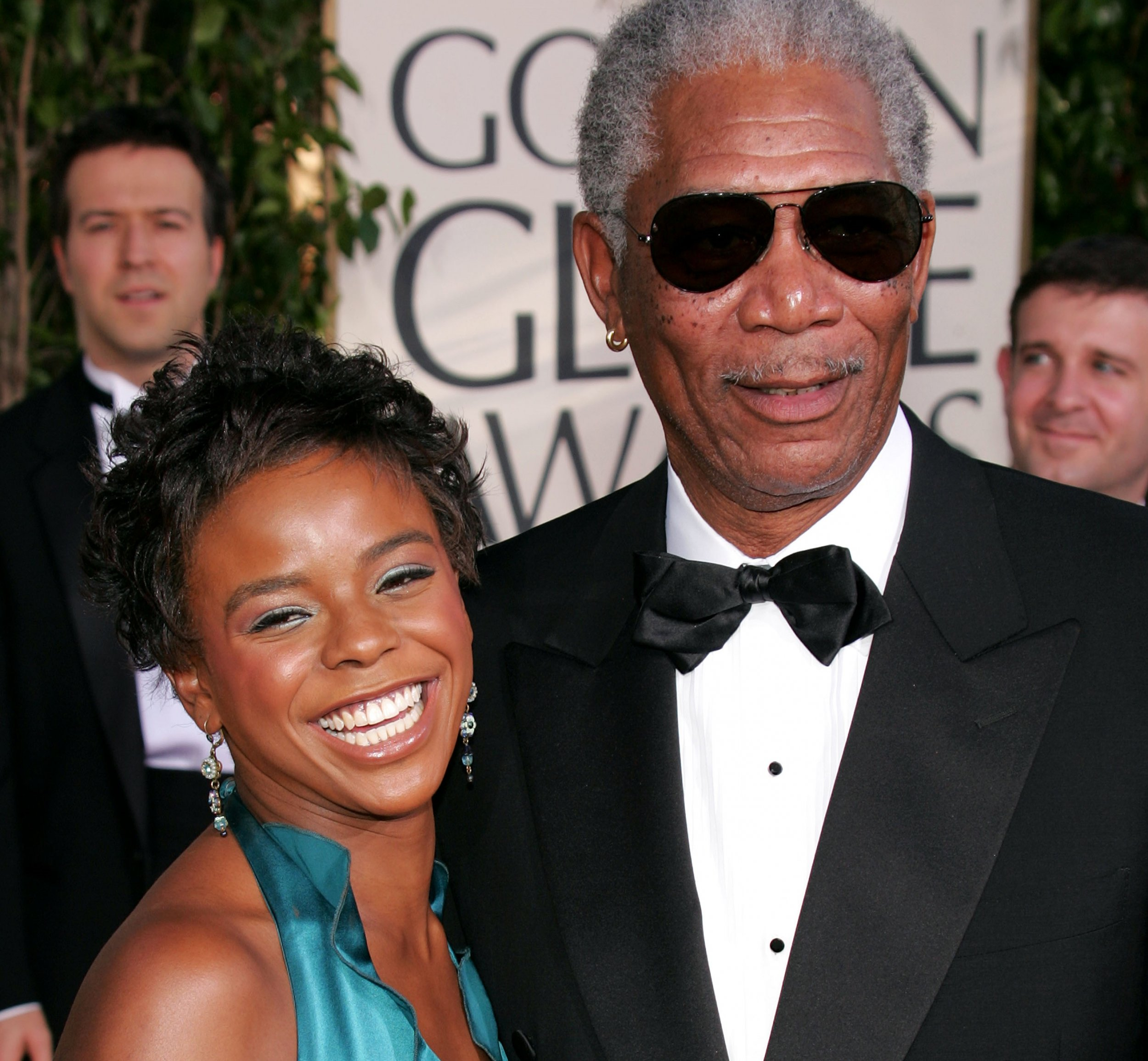 Morgan Freeman, Granddaughter, E'Dena Hines, Murder, Stabbing