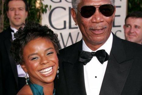 Morgan Freeman, Granddaughter, E'Dena Hines, Murder, Stabbing