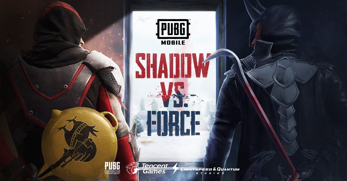 PUBG mobile update shadow force