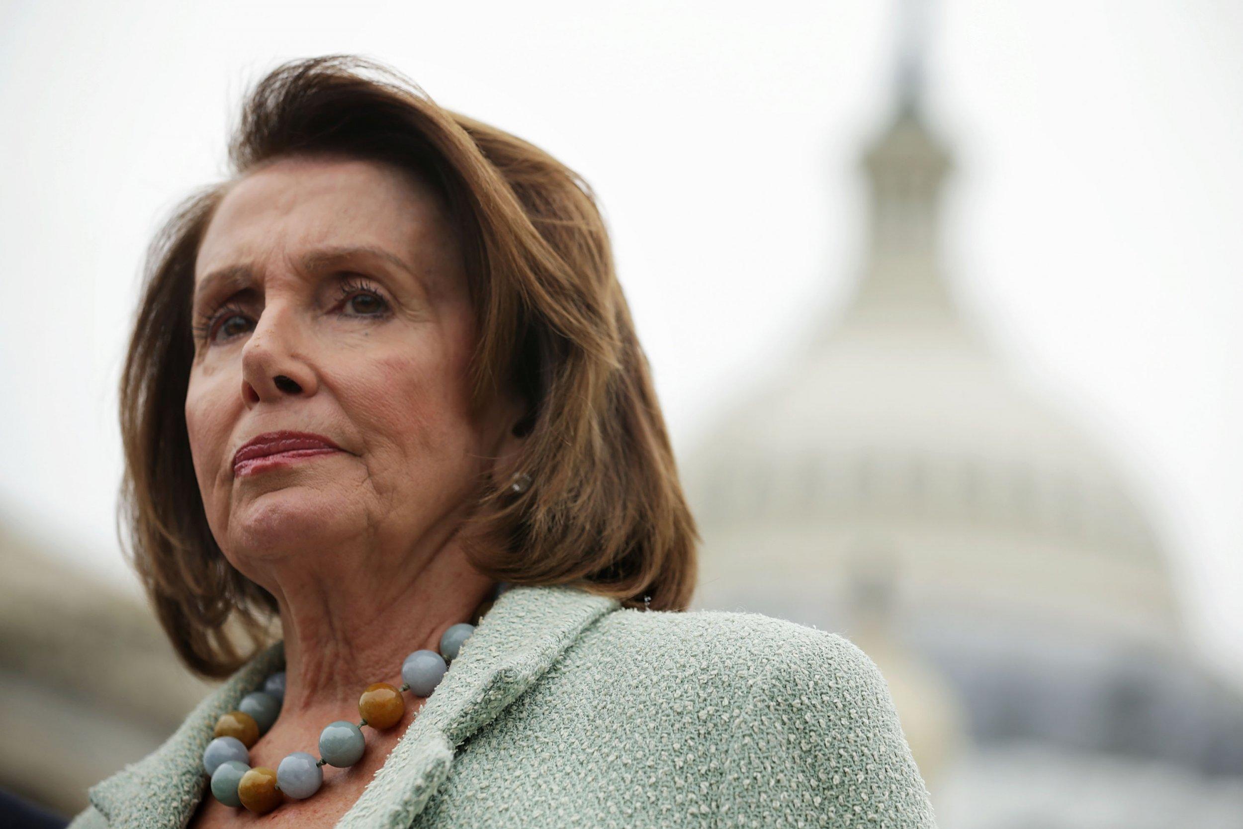 Nancy Pelosi House Speaker