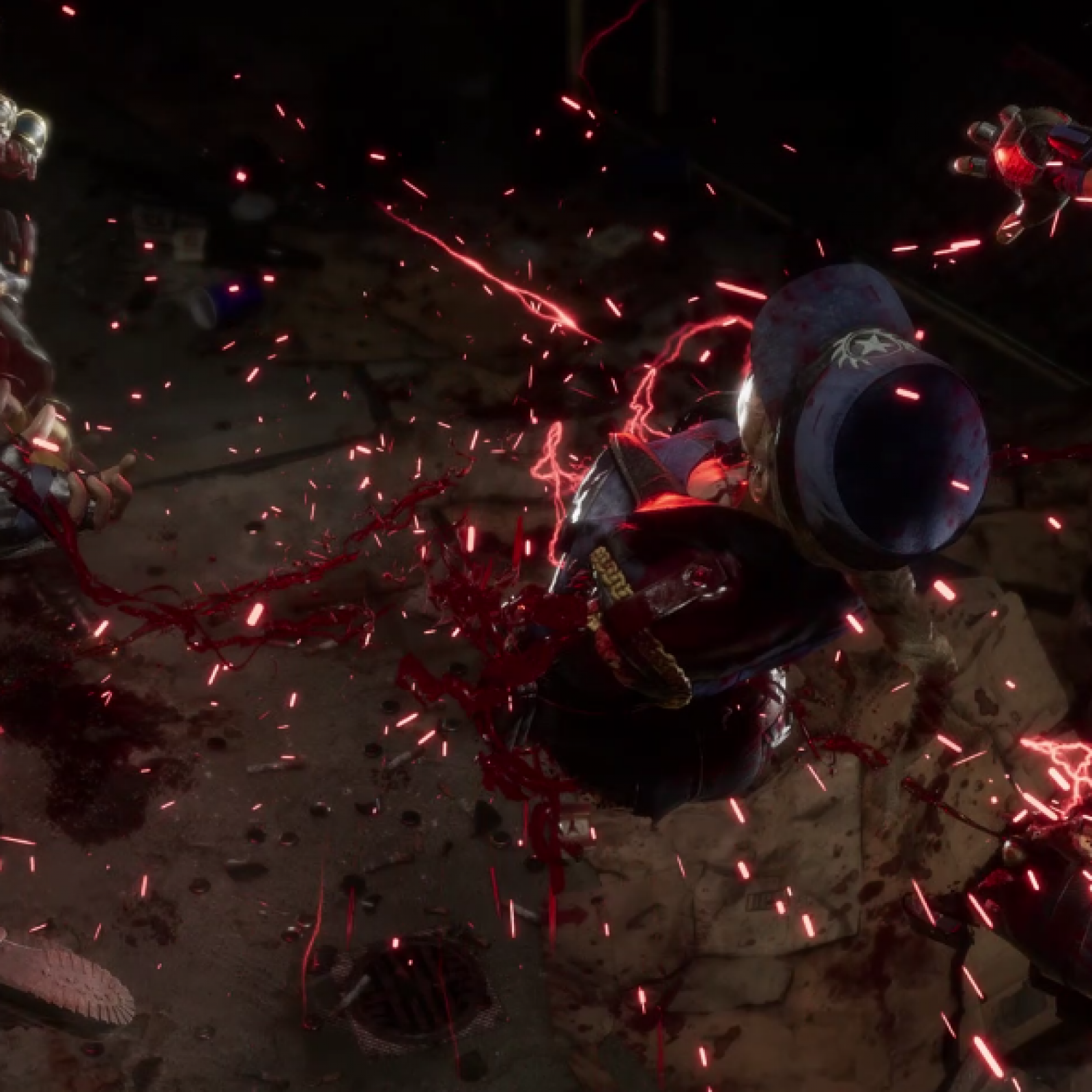 Mortal Kombat 11 Fatalities How To Perform Both Finishers