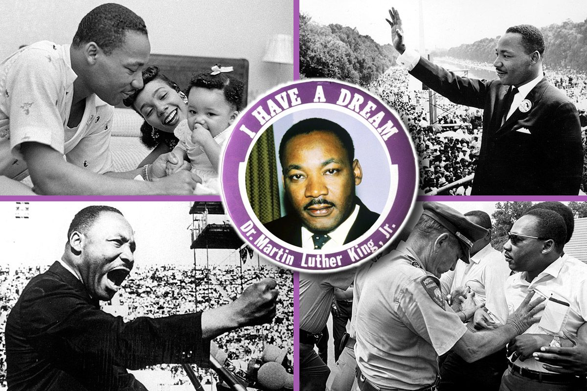 Martin Luther King Jr Day Happy Birthday