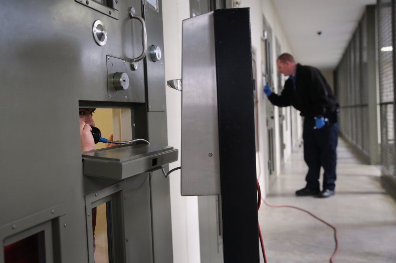 ICE, Detention Center, Immigration, Adelanto, Stewart