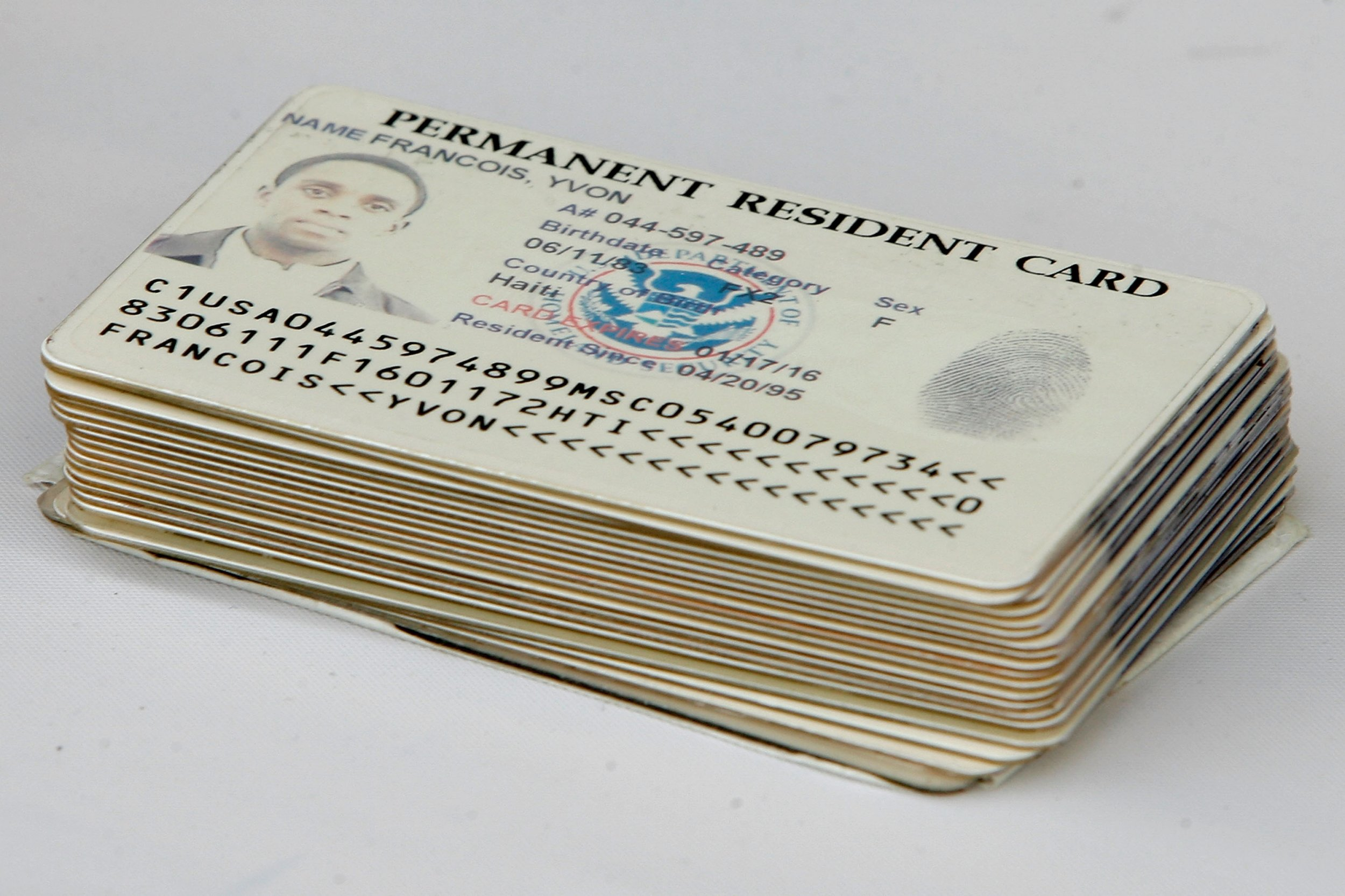 green card holder 70 avoids jail time after voting
