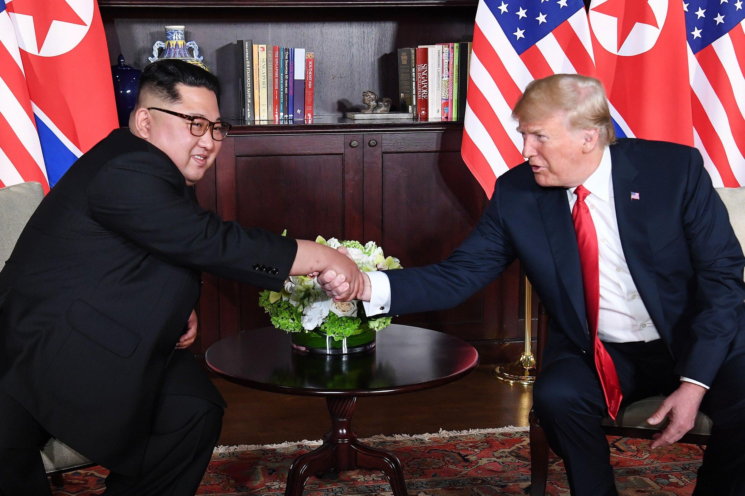 trump, meet, kim, jong, un, second, summit