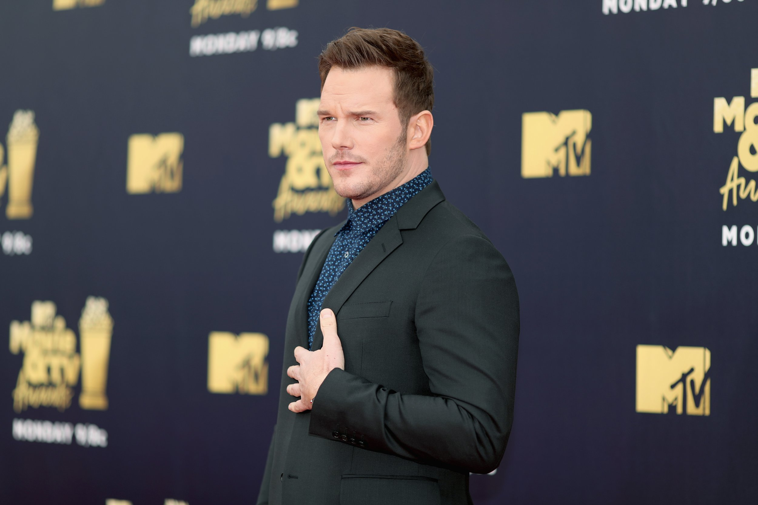 Arnold Schwarzenegger is a fan of Chris Pratt