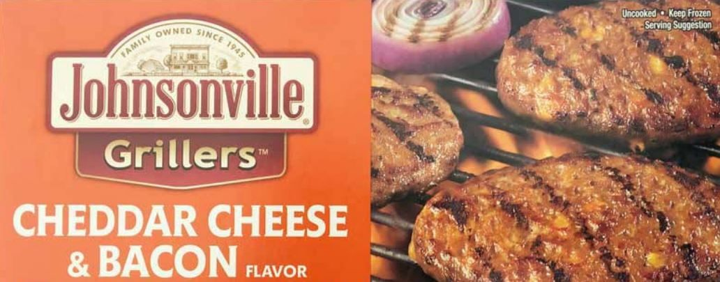 johnsonville recall pork patties rubber