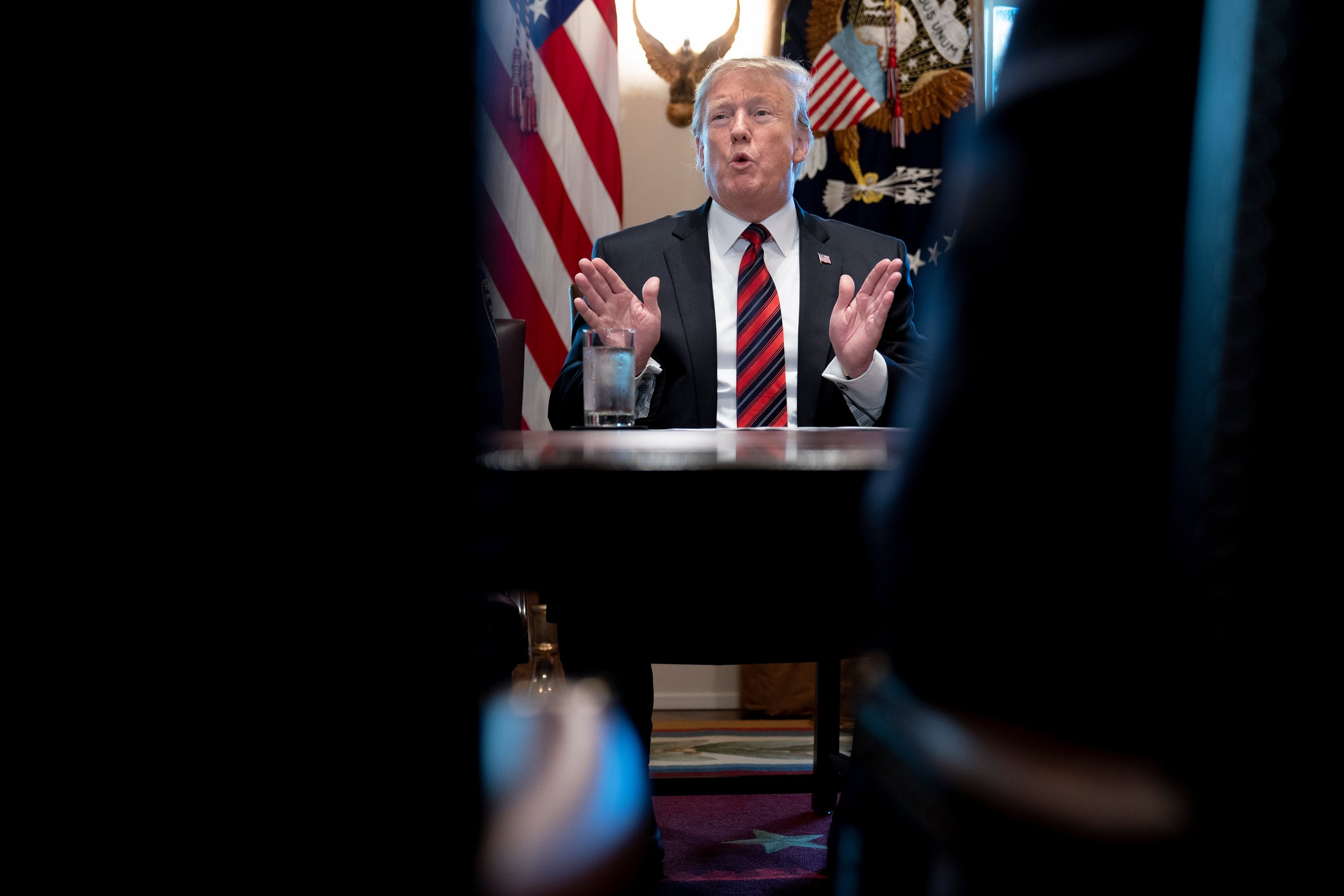 Trump, obstruction, witness tampering, Michael Cohen